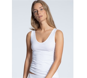 Calida Natural Comfort Tank Top Hvid