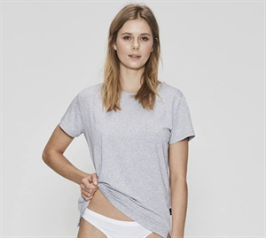 JBS Bamboo Collection Basic T-Shirt Grå