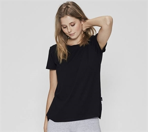 JBS Bamboo Collection Basic T-shirt Sort