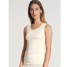Calida True Confidence Tank Top Uld/ Silke Cream