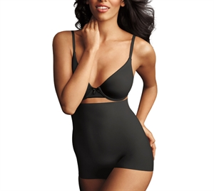 Maidenform Hi-Waist Boyshort Sleek Smoothing Sort