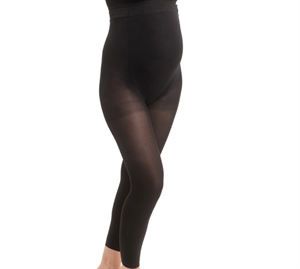 Magic Mommy Supporting Leggings til Gravide Black