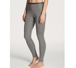 Calida True Confidence Leggings Uld/ Silke Grå