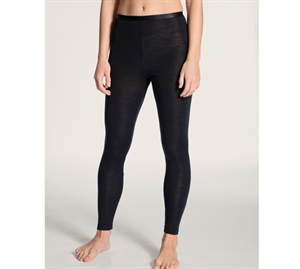 Calida True Confidence Leggings Uld/ Silke Sort