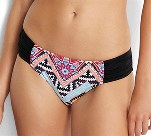 Seafolly Sahara Nights Bikini Ruched Side Retro