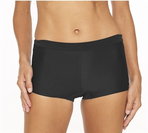 Wiki Bikini Hot Pants / Shorts i Sort