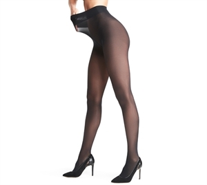 Decoy Perfect Fit Tights 30 Den Sort