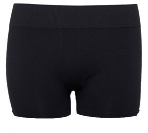Decoy Seamless Hot Pants Sort (Ny)