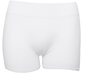 Decoy Seamless Hot Pants Hvid