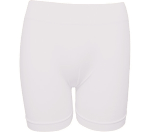 Decoy Seamless Shorts Hvid