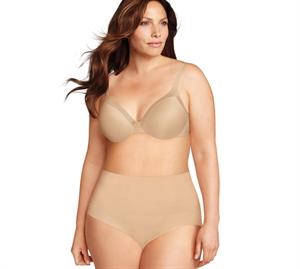 Maidenform Curvy Shaping Trusse Nude