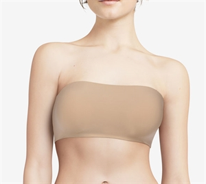 Chantelle Soft Stretch Padded Bandeau Nude