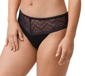 Amoena Carrie Panty Black & Grey