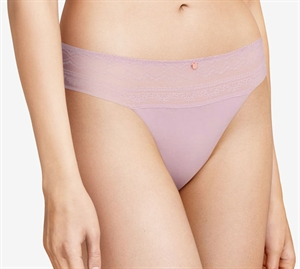 Femilet Kristen String Pale Rose - Soft Feel