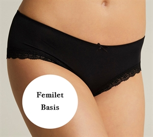 Femilet Emily Pants Sort