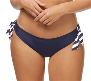 Amoena Infinity Pool Bikini Trusse Deep Blue/ Star White