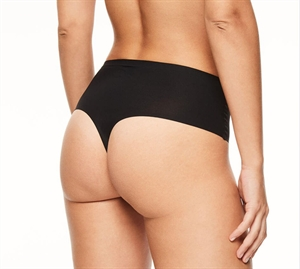 Chantelle Soft Stretch High Waist String Black
