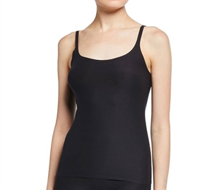 Chantelle Soft Stretch Camisole m/ Smal Strop Black
